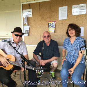 Mark Bishop, Stace & Patty